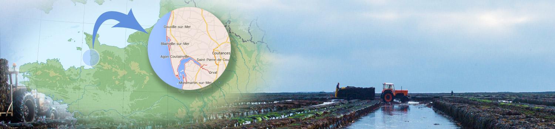 NORMANDIE première région productrice huitres
